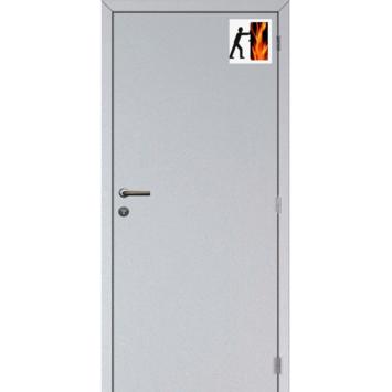 Solid Portixx binnendeur Colore RF30 spaanderplaat brandwerend wit 201,5x68 cm