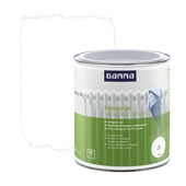 Laque pour radiateur GAMMA brillant blanc 750 ml