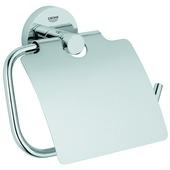Grohe wc rolhouder Essentials met klep
