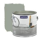 Peinture béton GAMMA mat gris 2,5 L