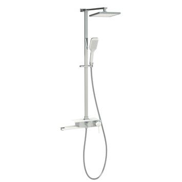 Système de douche Cubitab Allibert chromé