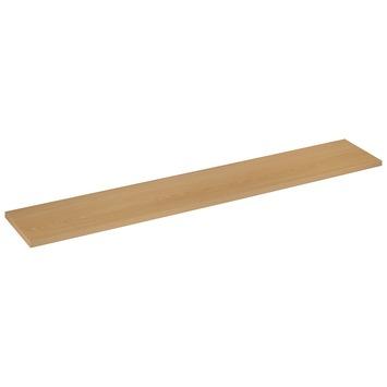 Panneau de meuble CanDo pefc 18 mm 120x20 cm hêtre