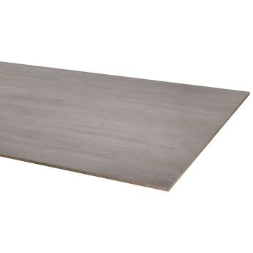 Panneau de meuble CanDo pefc sans couvre-chant 18 mm 250x125 cm chêne blanchi