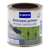 GAMMA primer metaal antiroest bruin 250 ml