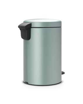 Brabantia NewIcon pedaalemmer 12 L metallic mint