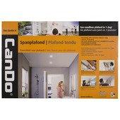 Toile Power plafond tendu CanDo 430x530 cm netto 22,79 m²