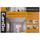 Toile Power plafond tendu CanDo 120x180 cm netto 2,16 m²