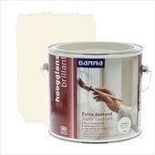 GAMMA lak extra dekkend hoogglans RAL9001 crème wit 2,5 L