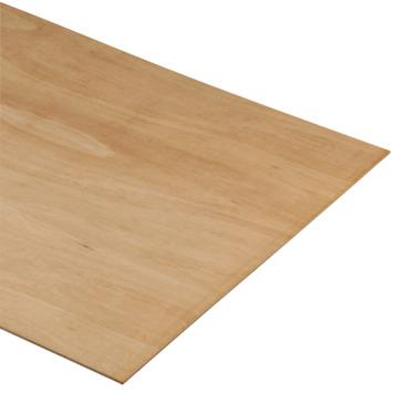 Multiplex bois dur 18 mm 244x122cm FSC