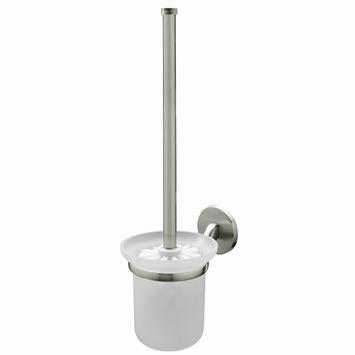 Allibert Fancy wc-borstelset inox hangend