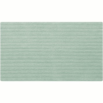 Spirella Benoa badmat licht blauw 120x70 cm
