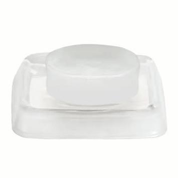 Spirella Level zeephouder frosty wit vrijstaand