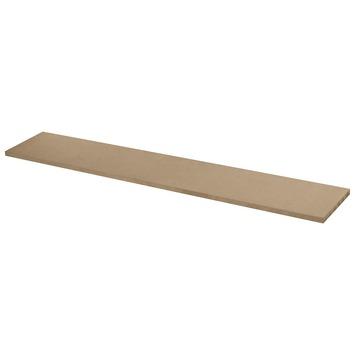 Panneau de meuble en MDF fsc 18 mm 120x20 cm