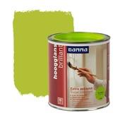 GAMMA lak extra dekkend hoogglans fel limoen 750 ml
