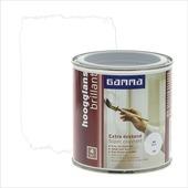 GAMMA lak extra dekkend hoogglans wit 250 ml