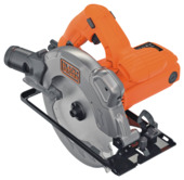 Black+Decker cirkelzaag CS1250L-QS 1250 W