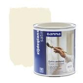 GAMMA lak extra dekkend zijdeglans zand beige 750 ml