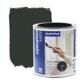 GAMMA Extra Dekkend lak zijdeglans zwart 750 ml