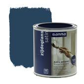 GAMMA lak extra dekkend zijdeglans nacht blauw 750 ml