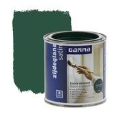 GAMMA lak extra dekkend zijdeglans jachtgroen 250 ml