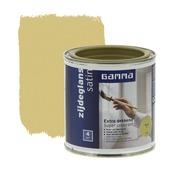 GAMMA Extra Dekkend lak zijdeglans goud 250 ml