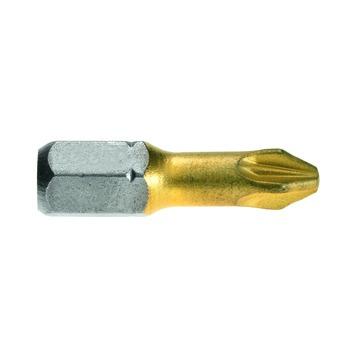 Bosch Professional bit max grip pz 2, 25 mm 3st