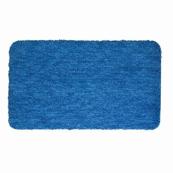 Spirella Gobi badmat blauw 60x90 cm