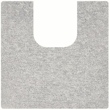 Spirella Gobi toiletmat grijs 55x55 cm