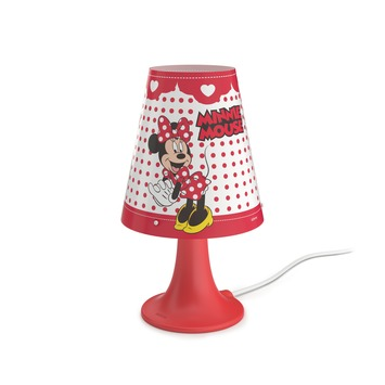 Lampe Table 3 Disney Led Philips Avec Ampoule W De 2 Minnie 1Jcl5F3TKu
