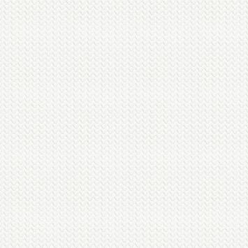 Intisse 102967 Knitty blanc 10 m x 53 cm