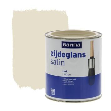 GAMMA lak zijdeglans sisal beige 750 ml