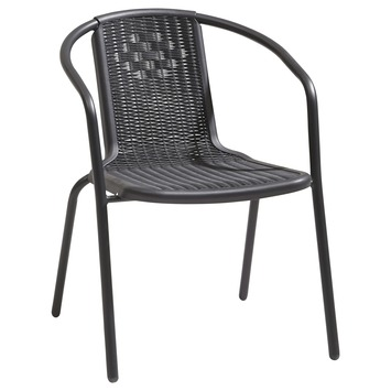 Chaise empilable Bari