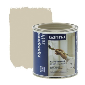 GAMMA lak extra dekkend zijdeglans forel 250 ml
