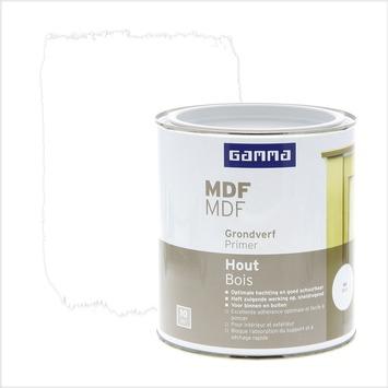 GAMMA primer mdf wit 750 ml