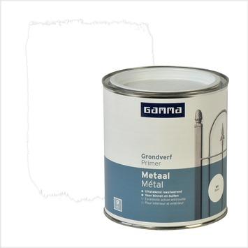 GAMMA primer metaal wit 750 ml