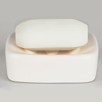Spirella Retro zeephouder wit