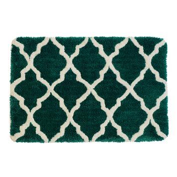 Alhambra badmat smaragd 60x90 cm