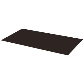 Betonplex plaat 4 mm donkerbruin 125x62,5 cm