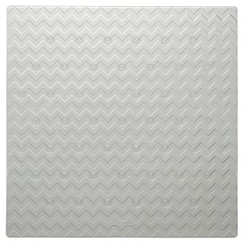 Sealskin Leisure antislipmat 53x53 cm transparant