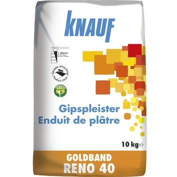 Goldband Reno Knauf 40 10 kg