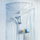 GAMMA   Acheter des Rideaux, barres & anneaux de douche ?