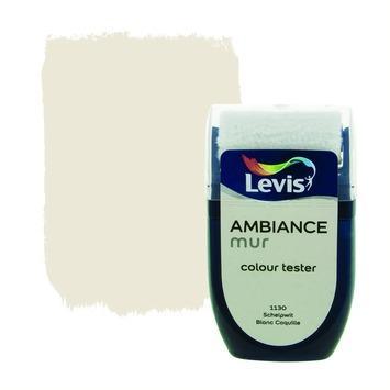 Levis Ambiance muurverf kleurtester mat schelpwit 30 ml
