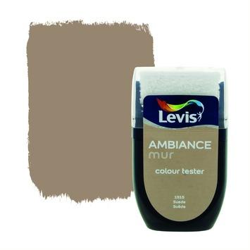 Levis Ambiance muurverf kleurtester mat suede 30 ml