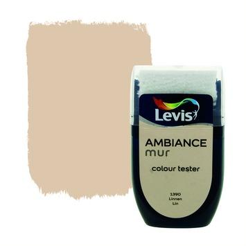 Levis Ambiance muurverf kleurtester mat linnen 30 ml