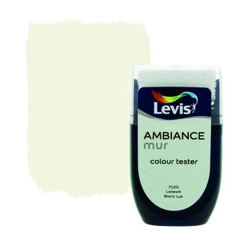 Levis Ambiance muurverf kleurtester mat leliewit 30 ml