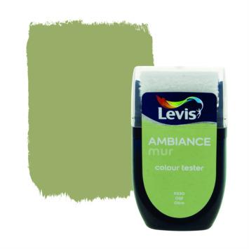 Levis Ambiance muurverf kleurtester mat olijf 30 ml