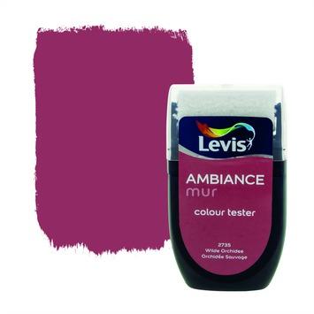 Levis Ambiance muur mat tester 30 ml 2735 Wilde Orchidee