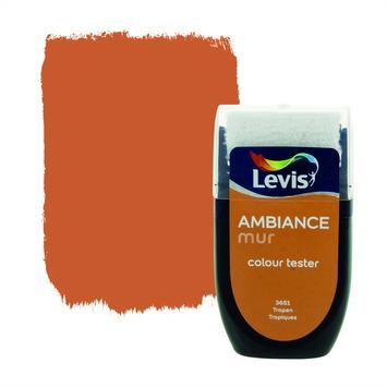 Levis Ambiance muur mat tester 30 ml 3651 Tropen
