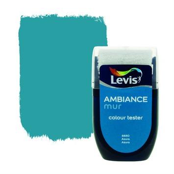 Levis Ambiance muur mat tester 30 ml 6650 Azura