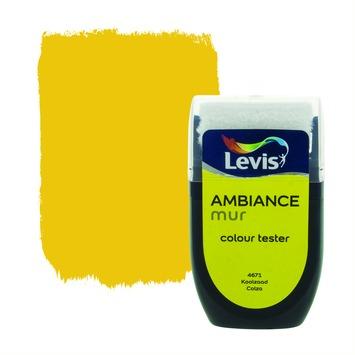 Levis Ambiance muur mat tester 30 ml 4671 Koolzaad